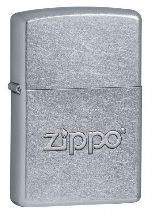 Zapalovač ZIPPO 25164 ZIPPO® STAMP (Benzín Zdarma)