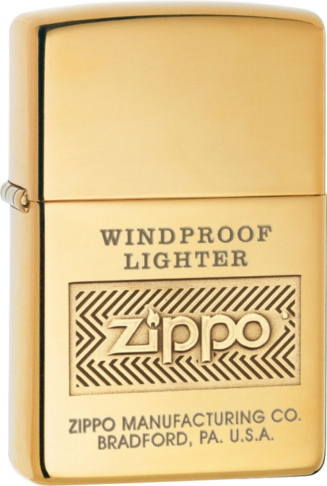 Zapalovač Zippo 24170 Zippo Windproof (Benzín Zdarma)