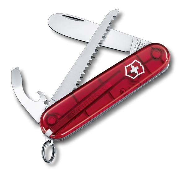 Kapesní nůž Victorinox Můj první Victorinox s pilkou