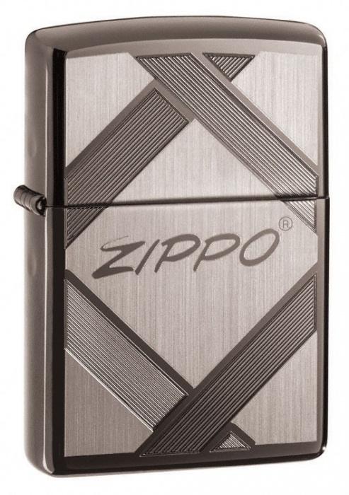 Benzínový zapalovač Zippo Unparalleled Tradition 25138 (Benzín Zdarma)