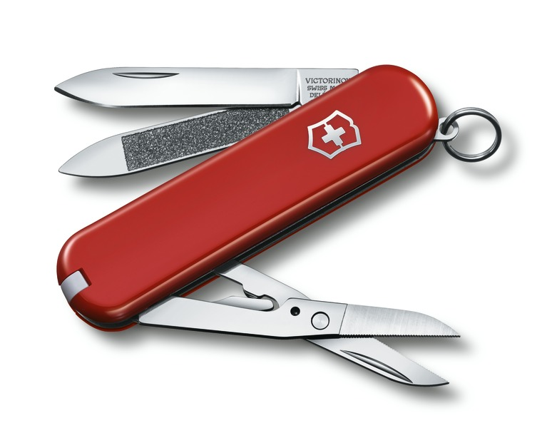 Kapesní nůž Victorinox Delémont Executive 81