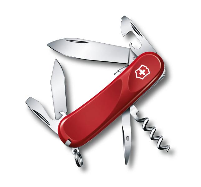 Kapesní nůž Victorinox Delémont EvoGrip S101
