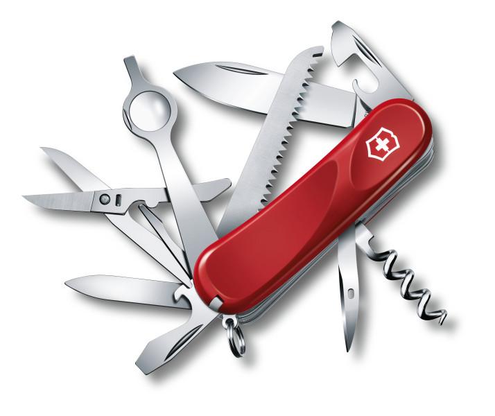 Kapesní nůž Victorinox Delémont Evolution 23