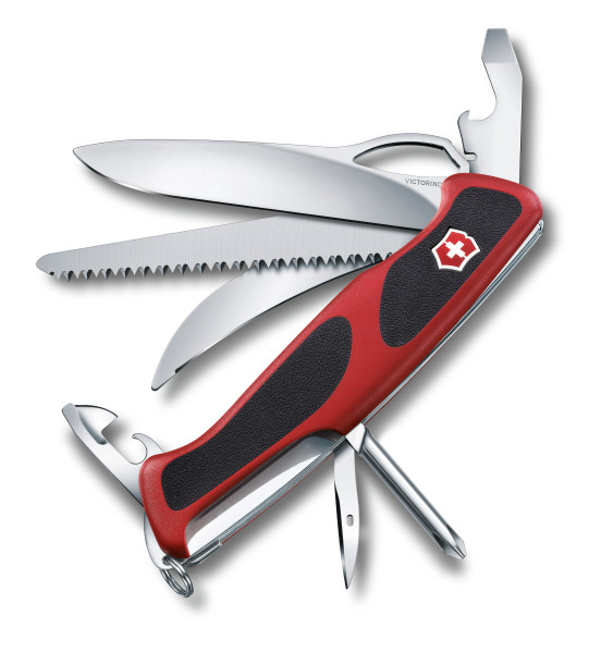 Kapesní nůž Victorinox Delémont RangerGrip 58 Hunter