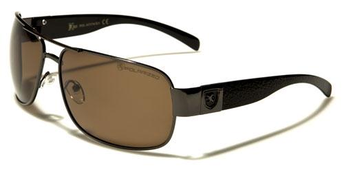 Sportovní sluneční brýle Polarizační kn3556pold