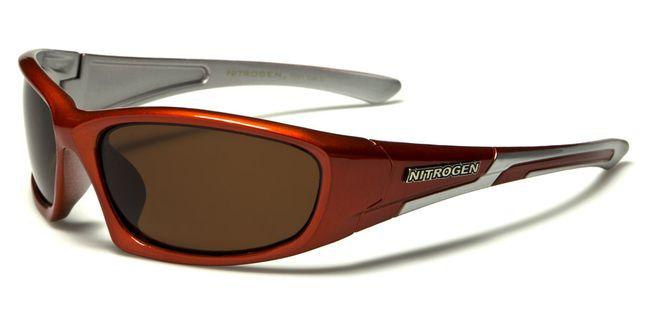 Sportovní sluneční brýle Polarizační nt7041pzc