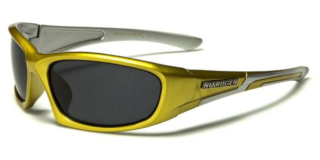 Sportovní sluneční brýle Polarizační nt7041pzd