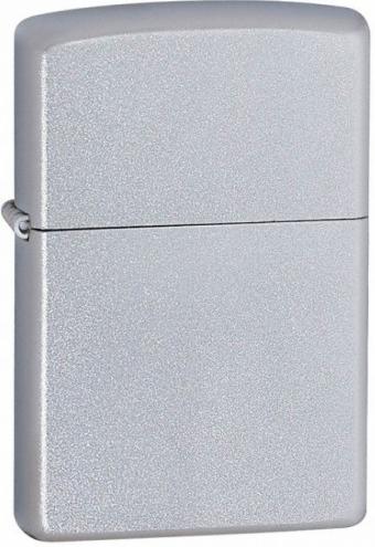 Benzínový zapalovač Zippo Satin Chrome™ 20051