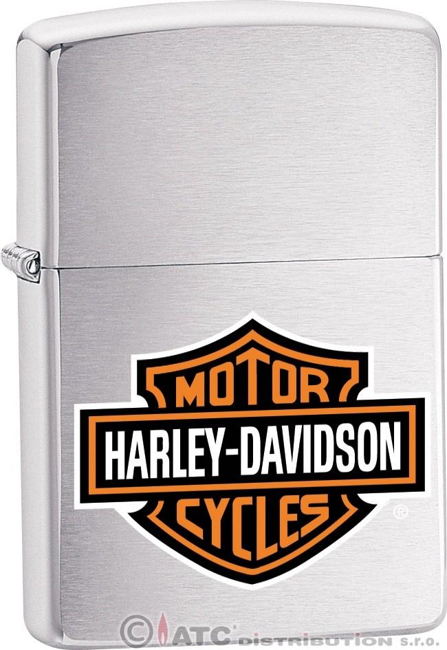 Zapalovač Zippo HARLEY DAVIDSON 21701 (Benzín Zdarma)