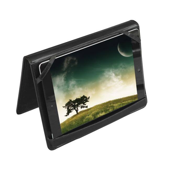 Ron - pouzdro na tablet (iPad),černá