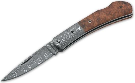 Böker Magnum Damast Quincewood 01MB550DAM