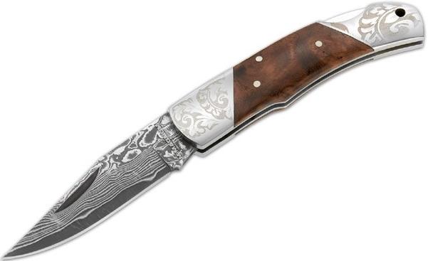 Nůž Böker Magnum Damast Duke 01MB946DAM
