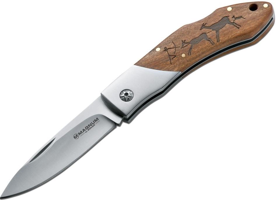 Nůž Böker Magnum Caveman Steel 01RY818