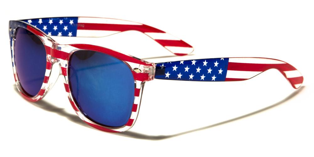 Sluneční brýle Wayfarer W-7110-FLAGC