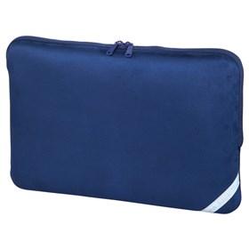 """Hama """"Velour"""" notebook obal, 34 cm (13,3""""), modrá"""