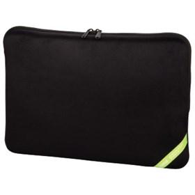 """Hama """"Velour"""" notebook obal, 44 cm (17.3""""), černá"""