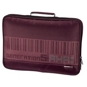 """AHA notebook obal """"Pixel"""", 40 cm (15.6""""), třešňová červená"""