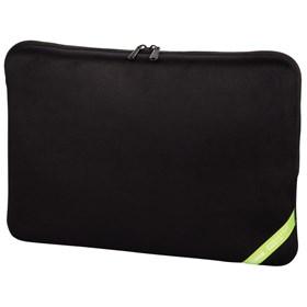 """Hama obal na notebook Velour, 40 cm (15,6""""), černá"""