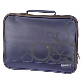 "AHA netbook obal ""Jumble"", 30 cm (12.1""), ocelově modrá"