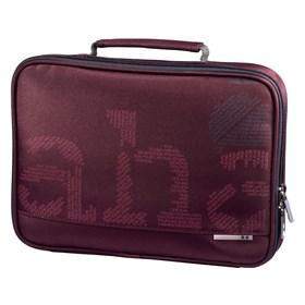 """AHA netbook obal, 26 cm (10,2""""), letter, červená"""