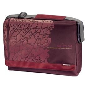 """AHA notebook messenger """"Plantal"""", 40 cm (15.6""""), třešňová červená"""
