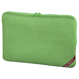 "Hama ""Velour"" notebook obal, 34 cm (13,3""), zelená"