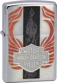 Zapalovač Zippo HARLEY DAVIDSON 21821 (Benzín Zdarma)