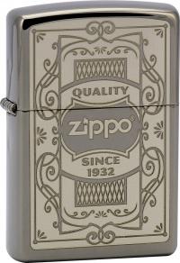 Zapalovač Zippo QUALITY ZIPPO 25448 (Benzín Zdarma)