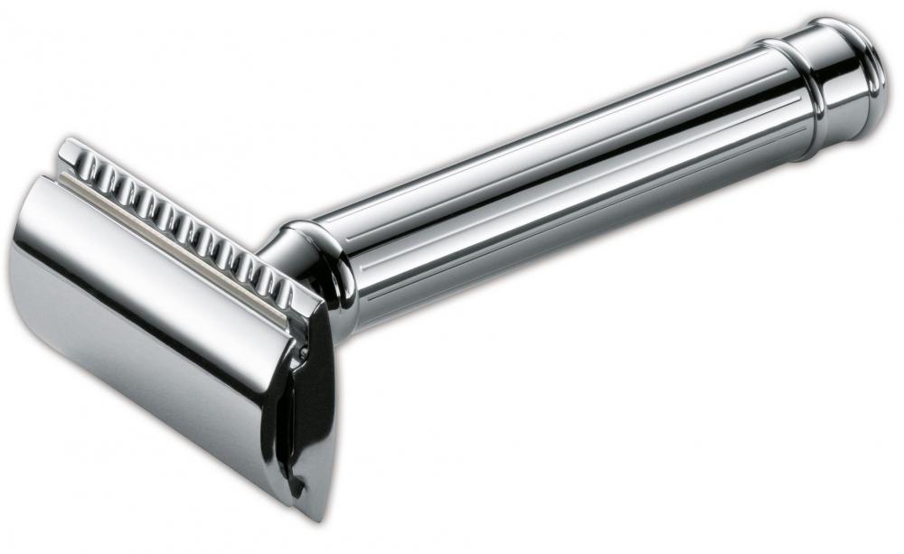 Böker Metall klasický holicí strojek