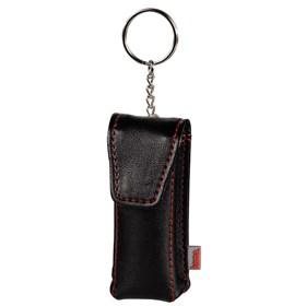 Hama pouzdro Fashion na USB flash disk, černé