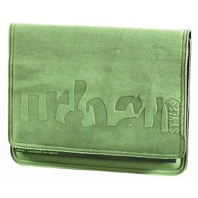 AHA URBAN Grass, obal pro Apple iPad2/3/4, zelený