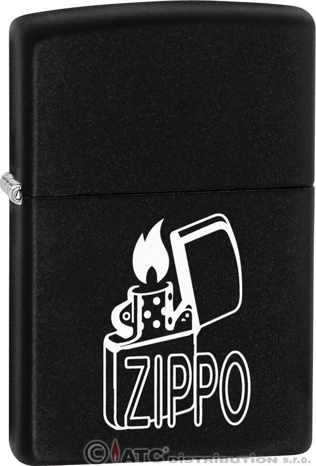 Zapalovač ZIPPO LIGHTER 26520