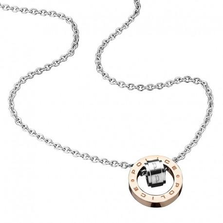 Police náhrdelník PJ25575PSSRG/04