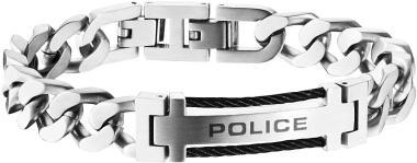 Pánský náramek Police PJ25506BSS/01