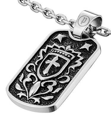 POLICE náhrdelník Crest PJ25149PSS/01