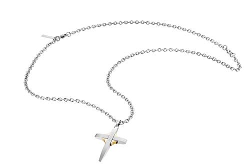 POLICE náhrdelník BELIEVE PJ25327PST/01