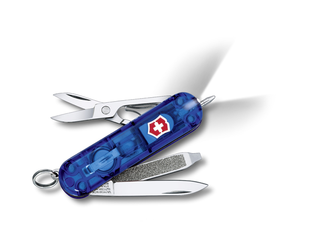 Kapesní nůž Victorinox Signature Lite Sapphire