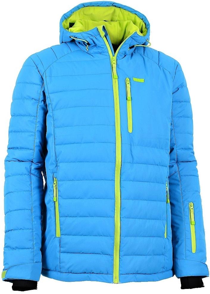 Pánská lyžařská bunda LOAP SIMON OLM1505 MODRÁ
