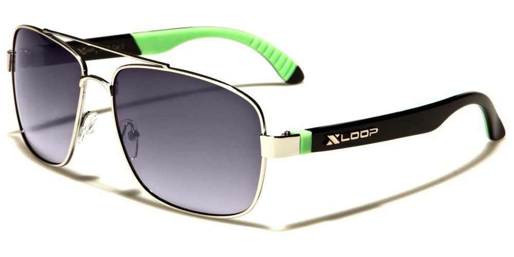 Pánské sluneční brýle AVIATOR XL1427E