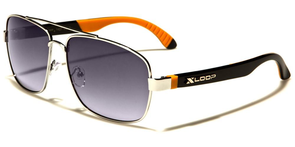 Pánské sluneční brýle AVIATOR XL1427C
