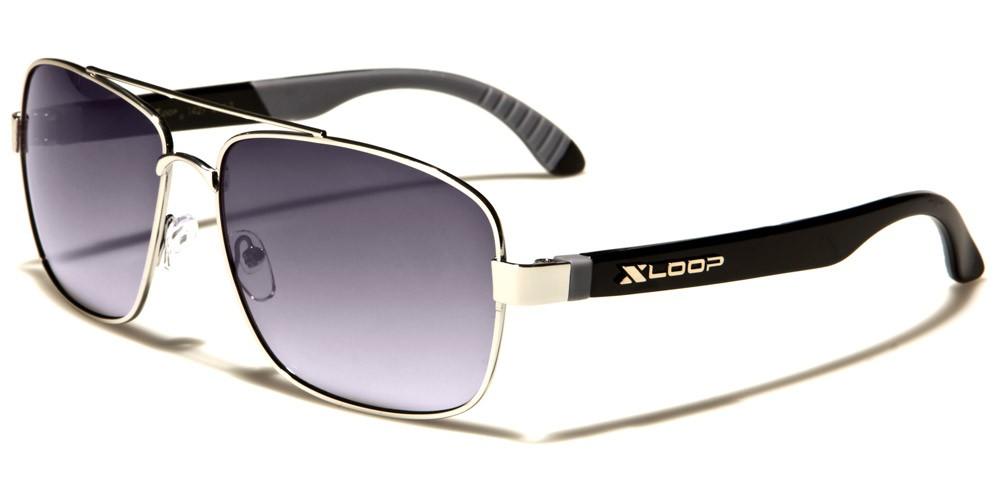 Pánské sluneční brýle AVIATOR XL1427