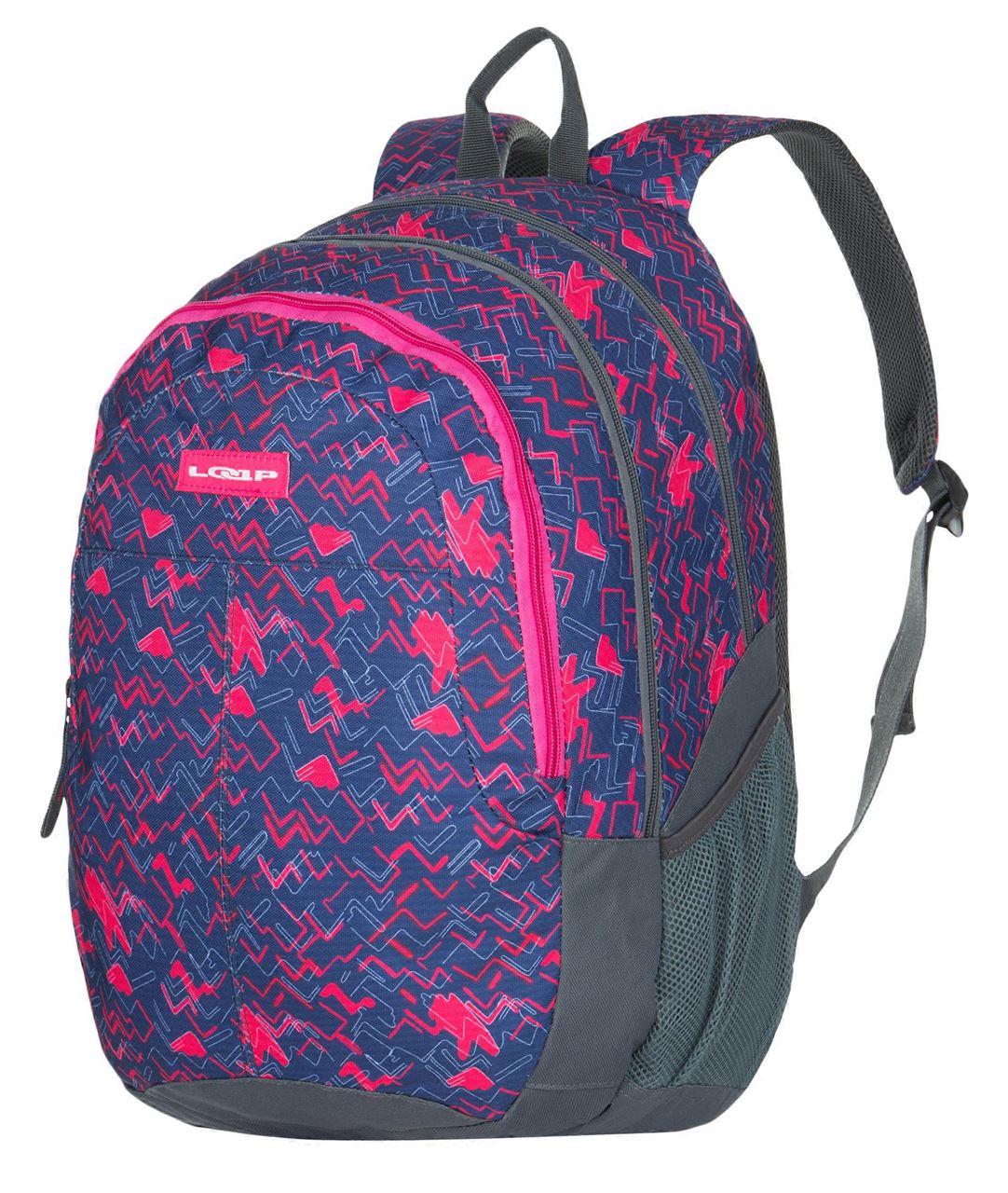 Školní batoh PERM modrá