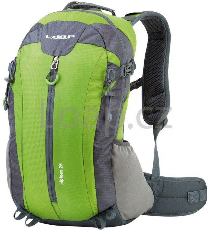 Batoh Loap Alpinex 25 Zelená