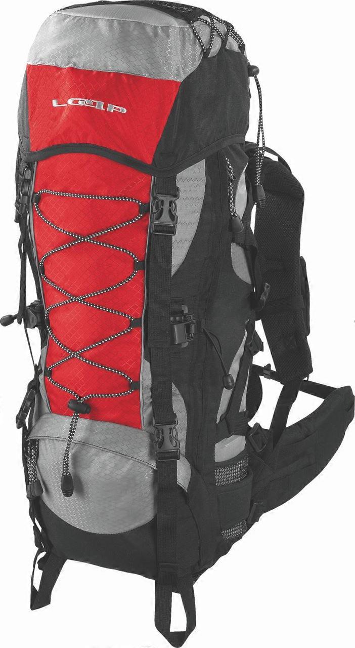 70440bf5e3b Turistický batoh MIWOK evo 50 červená