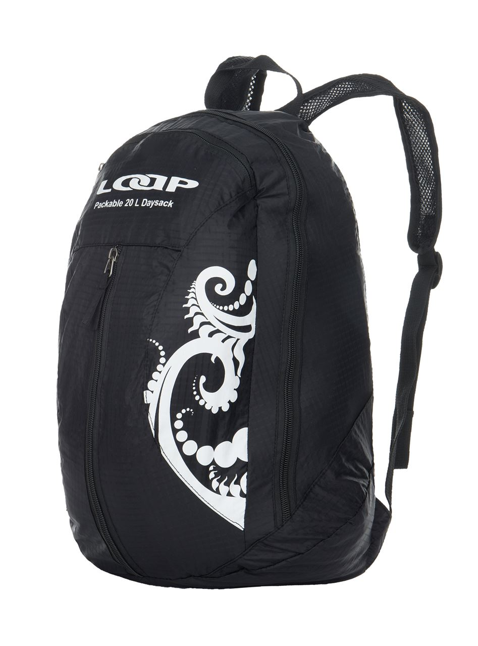 Balitelný batoh CIRCULAR černá