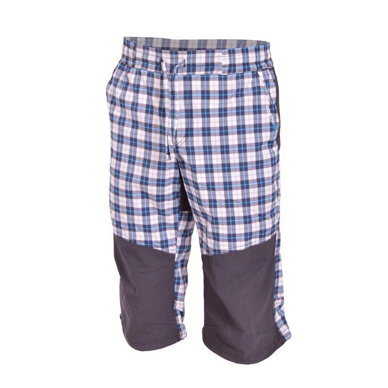 Pánské outdoorové 3/4 kalhoty NORTHFINDER JADON BE-3087OR Blackwhite