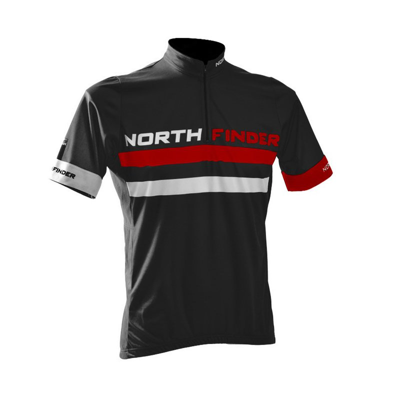 Pánské cyklo triko NORTHFINDER TR-3071SII