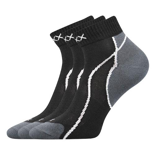 VoXX ponožky Grand Černá
