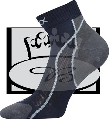 VoXX ponožky Grand 3pack Tmavě Modrá