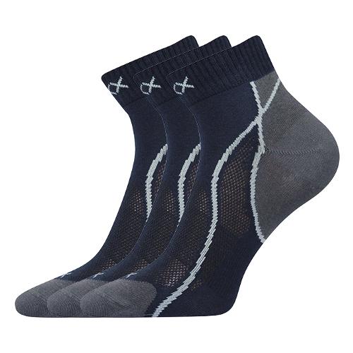 VoXX ponožky Grand Tmavě Modrá